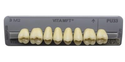 Акриловые зубы