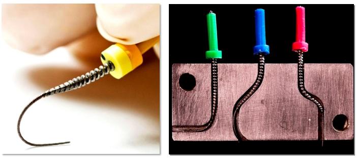 Инновационные методы обработки искривленных корневых каналов