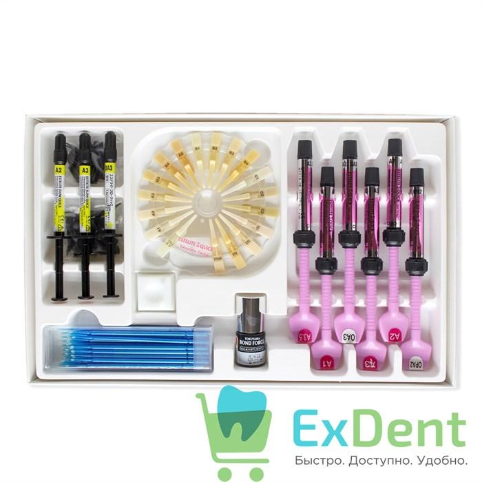квик про отбеливание зубов