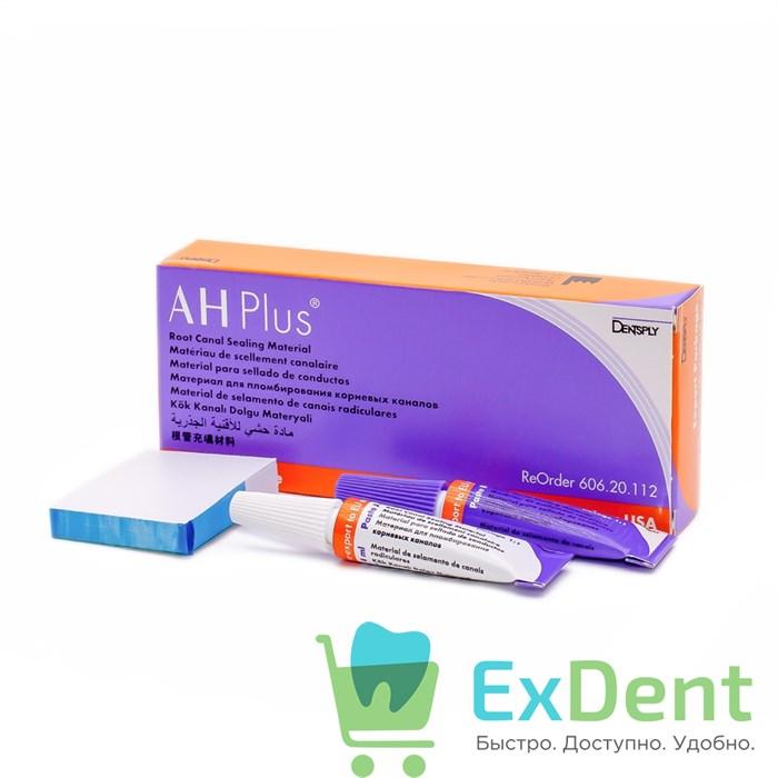 AH Plus (Аш плюс) - материал для пломбирования корневых каналов (2 х 4 г) - фото 10719