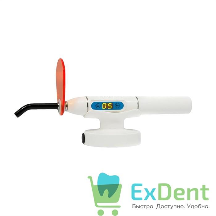 Лампа полимеризационная Dental LED Curing Light FB-AI, беспроводная, светодиодная - фото 13611