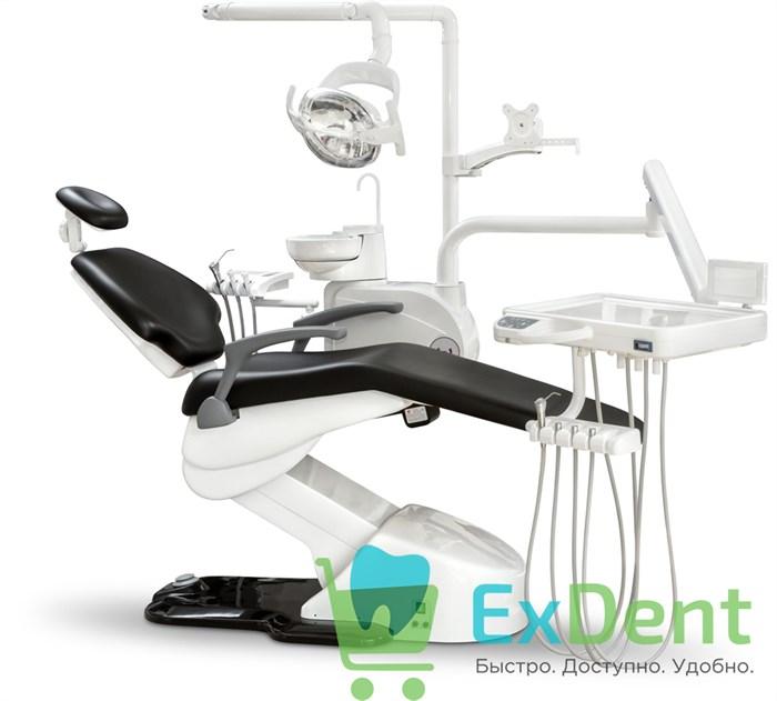 Стоматологическая установка WOSON WOD 330 нижняя подача со стулом врача - фото 32944