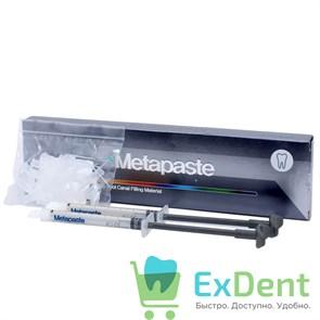 Metapaste (Метапаста) - паста гидроокиси кальция для временного пломбирования каналов (2 х 2,2 г)