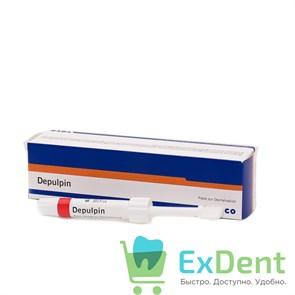 Depulpin (Депульпин) - паста для девитализации пульпы зуба (3 г)