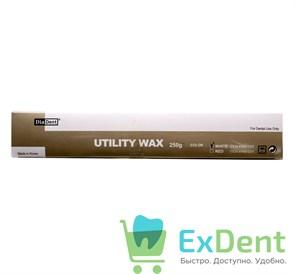 Воск UTILITY WAX - стоматологический вспомогательный, белый (250 г)