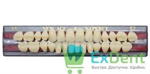 Гарнитур акриловых зубов B2, S5 Gloria New Ace (28 шт)