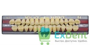 Гарнитур акриловых зубов B4, S3 Gloria New Ace (28 шт)