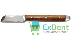 Нож для гипса с отбойником (170 мм)