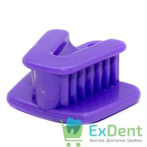 Прикусной блок малый, для фиксации челюсти в открытом состоянии