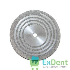 Диск (круг) алмазный, спираль, зуботехнические (диаметр 22 мм) Агри