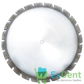 Диск (круг) алмазный, пила, зуботехнические (диаметр 45 мм) Агри