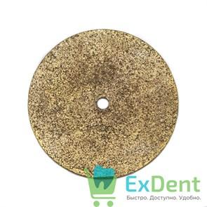 Диск (круг) алмазный, сплеченые, зуботехнические (диаметр 22 мм) Агри