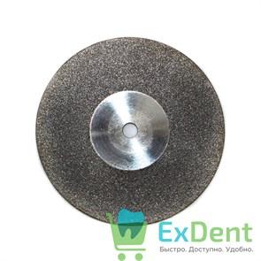 Диск (круг) алмазный, сплошной, зуботехнические (диаметр 22 мм) Агри