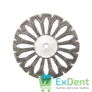 Диск (круг) алмазный, по акрилу, зуботехнические (диаметр 22 мм) Агри