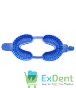 Ложки для фторирования, размер L, большие CITISEN (зубные ванночки одноразовые пластиковые), (50 шт)