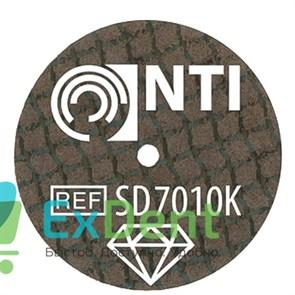 Диск отрезной для металла SD7010KD 0.2mm NTI