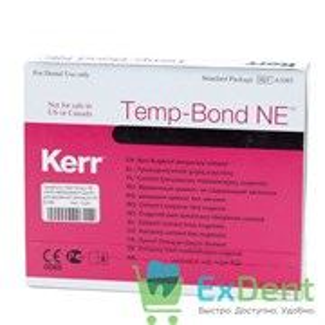 TempBond (Темп Бонд) NE - самоотверждаемый цемент для временной фиксации (50 г + 15 г)