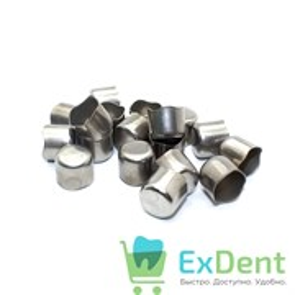 Гильзы 12 мм, Полимер-стоматология (100 шт)