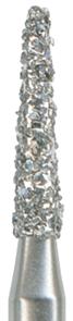 869-014SC-FG Бор алмазный NTI, форма конус круглый, сверхгрубое зерно
