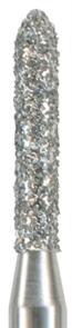 877-012C-FG Бор алмазный NTI, форма торпеда, грубое зерно