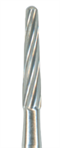 H22ALGK-016-FG Бор для удаления адгезива NTI, стандартный хвостов, гладкая закругленная верхушка