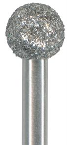 C801-035M-HP Хирургический инструмент NTI, форма шаровидная, среднее зерно, без кольца/синее