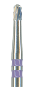 H4KMK-012-FG Бор твердосплавный NTI, стандартный хвостик, форма цилиндр, круглый