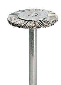 Щетка полировочная натуральная щетина NTI P1260 HP