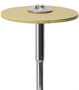 Полир для керамики P30010 HP, NTI - CeraSuperGlaze, форма диск, желтый