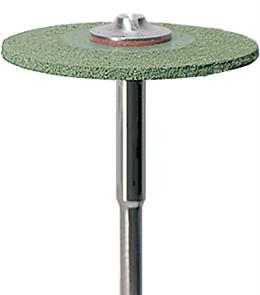 Полир CeraGlaze зеленый, абразивный - шлифует, снимает слой керамики, удаляет шераховатости