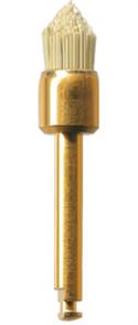 Щетка полировочная NTI для композитов, размер 050, длина 6 мм, конус (1 шт)