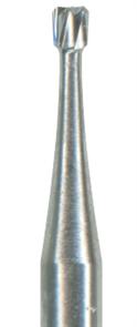 Боры ТВС 12-016-9 FG с обратно-конусной головкой (5 шт)