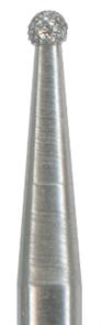 C801-010M-HP Хирургический инструмент NTI, форма шаровидная, среднее зерно, без кольца/синее