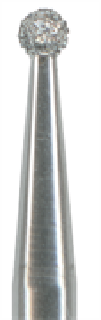 C801-012M-HP Хирургический инструмент NTI, форма шаровидная, среднее зерно, без кольца/синее