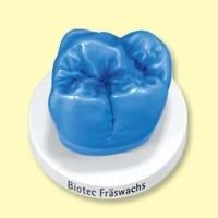 Воск для фрезерования Biotec, синий Bredent (28 г)