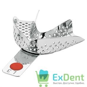 Ложка для слепков, с перфорированием, S низ (Asa Dental)