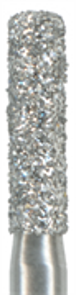 Бор алмазный на угловой наконечник 012 цилиндрический, синий (универсальная обработка)