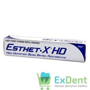 Esthet (Эстет) X HD A1 - светоотверждаемый рентгеноконтрастный компохитный материал (3 г)