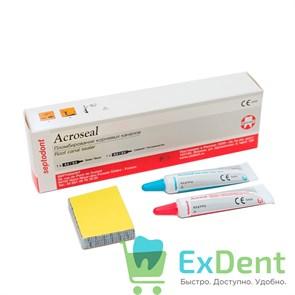 Acroseal (Акросил) - паста для пломбирования каналов (8,5 г + 9,5 г)