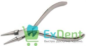 Щипцы круглогубцы зуботехнические для ортодонтии