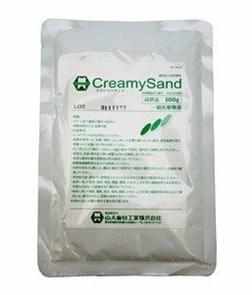Порошок Creamy Sand для предварительной полировки пластмассы (100 г)