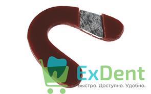 Воск стоматологический для зубных протезов, Yeti (4 мм х 60 шт)