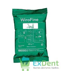 Wirofine - паковочный материал для изготовления каркасов бюгельных протезов (45 x 400 г)