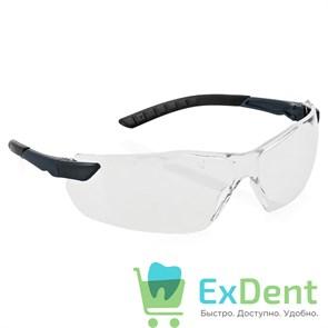 Очки защитные прозрачные 3М (модель 2820)