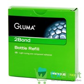 Gluma (Глума) 2 Bond Refil - адгезивная система V поколения (4 мл + Gluma Etch20 - 2 х 2,5 мл)