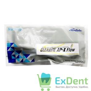 Clearfil (Клеарфил) AP-X Flow A2 - жидкотекучий светоотверждаемый  композит (3,2 г)