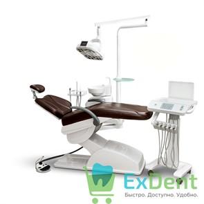 Стоматологическая установка Mercury AY-A 3000 IMPLA подкатной стол врача
