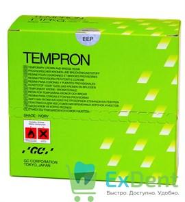 Tempron (Темпрон) - самотвердеющая пластмасса для времен.коронок и мостов (100 г + 100 г)