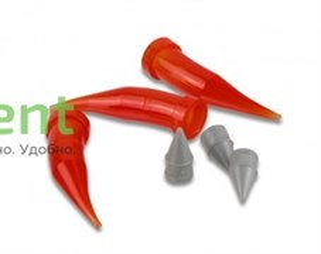 Канюли Vitremer canules - наконечники для внесения материала Витремер (50 шт)
