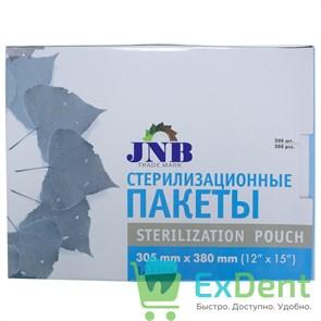 Пакеты для стерилизации JNB, 300 мм х 380 мм, самозапечатывающиеся (200 шт)
